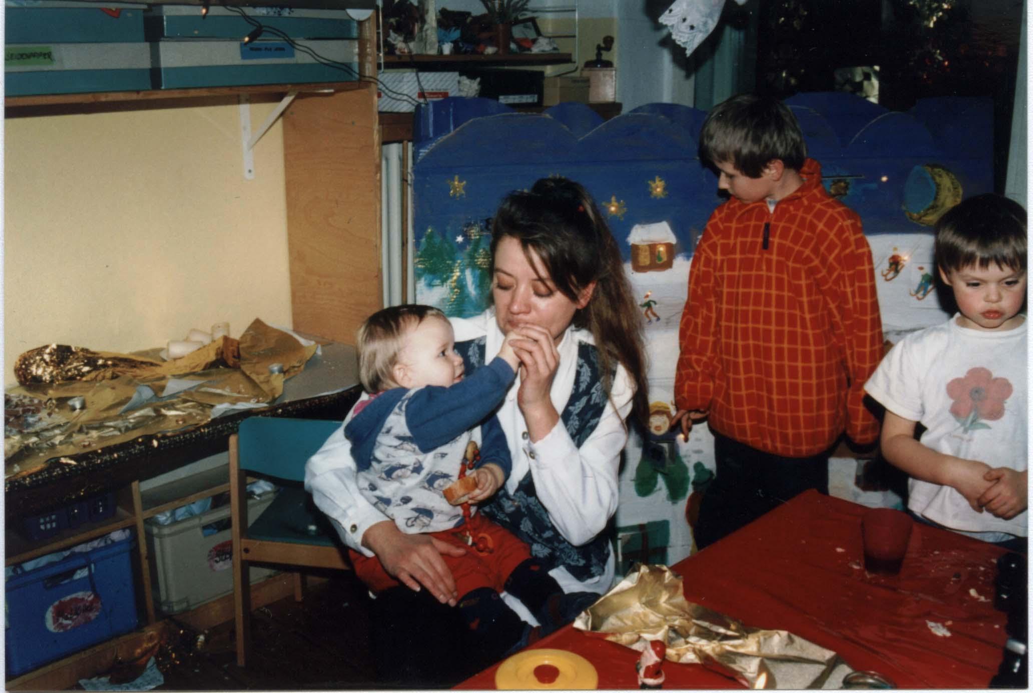 Kinderbetreuung Berlin : Tagesmutter Babysitter Erzieherin